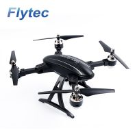 Flytec T22S WIFI RC Drone 2.4G 4CH 6-Axis Gyro Foldable RC Quadcopter UAV headless mode 3D Flip one key return LED light Dron
