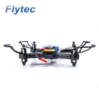 Flytec T18D RC Quadcopter Mini Racing Drone 4CH 6 axis UFO with Wifi FPV 720P HD Camera Height Hold Mode RTF Blue