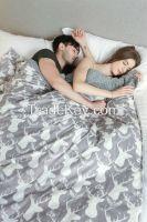 Wholesale custom weighted sensory blankets