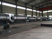 Dry powder mortar dryer drying equipment tube dryer cylinder dryer