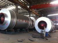 Fly Ash Dryer drying equipment tube dryer cylinder dryer