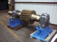 Drive Pinion Gear - Girth Gear and Pinion -Pinion Drives for Rotary Kilns Cement Plant - Sponge Iron Plant