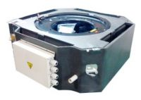 Marine 4-way cassette type fan coil unit
