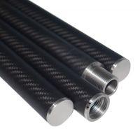 High Strength 3K Carbon Fiber Tube,Carbon Fiber Telescopic Tube