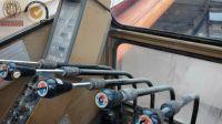 used  tadano 150ton TG1500E original japan truck crane