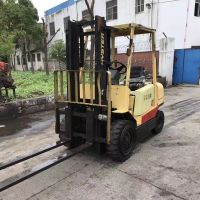cheap used 3 ton mini hyster diesel forklift truck