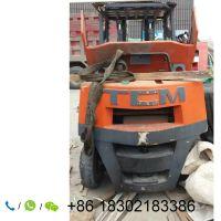 Japanese Used 4 ton Forklift TCM/TOYOTA in Shanghai