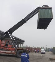 used Kalmar container 42t reach stacker for sale