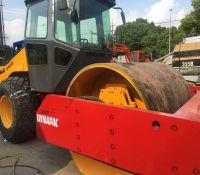 Used CA602D Dynapac Single Drum Vibratory Road Rollers for Sale