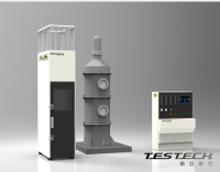 Bunched Cable Vertical Flame Spread Test Machine(FTech-IEC60332-3)