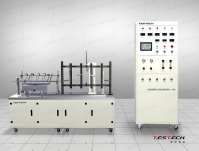 Wire Fire and Impact Resistance Test Machine(FTech-IEC60331-12)