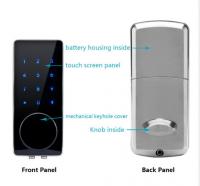 Mobile Bluetooth Locks Deadbolt Keyless Entrance Smart Electronic Digital Door Lock With Key Remote Keypad For home Office hotels