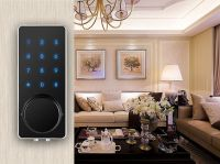 Smartphone APP Bluetooth remote door lock Architectural Hardware Bluetooth APP Door Locks Keyless