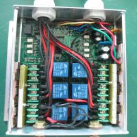 Engine cooling control system