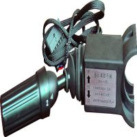 Engineering vehicle gear selector