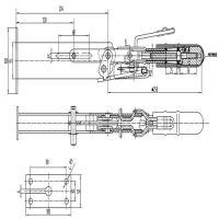 hand parking brake controller