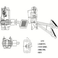 electronic suspended pedal