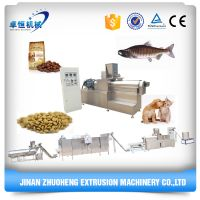 Cheapest Automatic Dog Food Pellet Making Machine