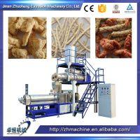 high quality soya chunks making machine