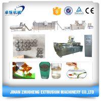 Factory Supply Floating/Sinking Fish Feed Making Machine