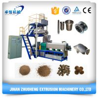 Factory Supply Floating/ Sinking Fish Feed Machinery
