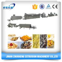 Popular hot selling corn flakes processing machine line