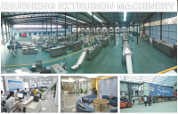 Industrial small macaroni processing line