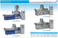 Puffed Extruded Snack Food Making Machines