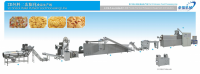 Puffed Extruded Snack Food Processing  Machine