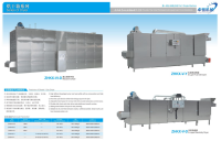Commercial Pasta Processing Machinery