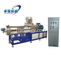 High quality snack extruder machinery