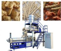 Bean Soya Meat Textured Protein Machine Textured Soy Protein Making Machinery