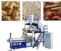 textured soya protein extruder machine