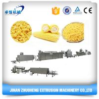 China manufacture excellent quality shandong corn flakes machinery price