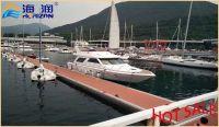 High Quanlity aluminum alloy floating pontoon
