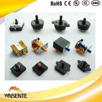 shifting gear switch, rotary switch