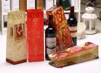 Wedding Party Shopping Festive Gift Bags Chocolate Candy Juice Oil Holder Xmas Bags