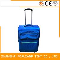 Light Weight With Big Capacity Nylon Material Soft Travel Suitcase Luggage