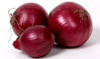 Red and White Onion