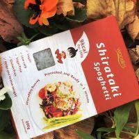 Vegan Konjak Spaghetti Konjac Pasta Shirataki Noodles Spinach Noodle