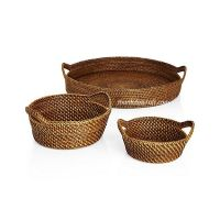 Rattan tray , food tray, dinner tray, cheap rattan basket