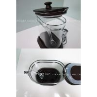 [Holar]  Solid Acrylic Food Jar with Wood Lid Made in Taiwan