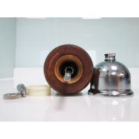 [Holar] Salt and Pepper Grinder Versailles Style Taiwan Made