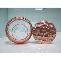 [Holar] Rose Gold Silver Airtight Canister Set for Food Storage Made in Taiwan