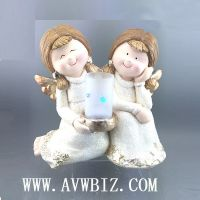 Decorative Lighted Christmas Angel