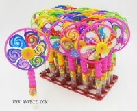 Windmill Toy Candy in Tube