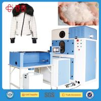 Automatic Down Filling Machine for Down Jacket and Sleeping Bag