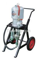 Airless Pump, Spray gun, swivel