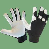 Premium Goat Leather Mechanic Glove