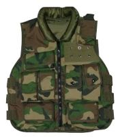 Camouflage Military Tactical Vest Gear